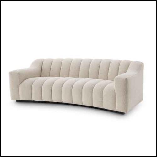 Bol en verre cristal clair 24-Panamera