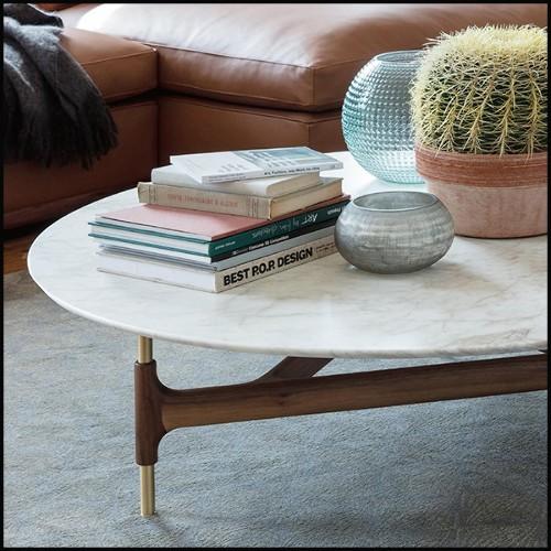 Colonne ou piédestal en bois d'ébène massif poli et vernis PC-Ebony