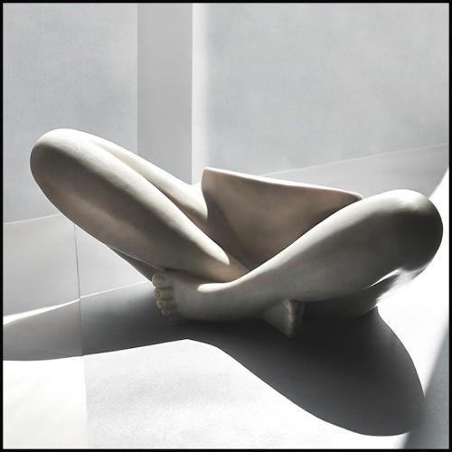 Sculpture réalisée par Philippe Perrin en 2000 PC-Revolver