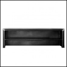 Strong Raw Steel TV Sideboard 147-Strong Raw Steel