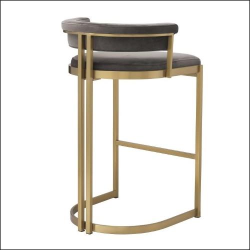 Lanterne avec structure en acier inoxydable finition nickel et verre clair 24-Dehli M