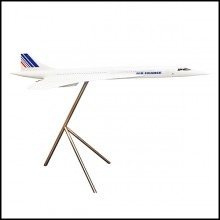 Model Concorde supersonic Scale 1/36 PC-Concorde 1/36