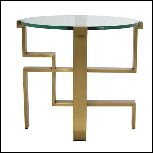 Chaise en chêne massif 254-Mona Oak