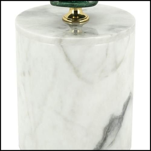 Sculpture disque en Bronze avec des symboles tribaux 19 - Bronze Discus