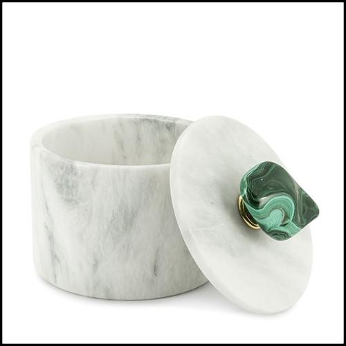 Lampe en acajou laqué noir, abat-jour plissé blanc  lampe 119-Flambeau