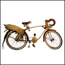 Bike Original Twin 1920 Elgin Model with Horns PC-Safari