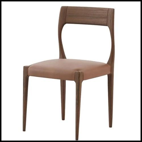 Stool in Solid natural aromatic Cedar Wood 154-Kube Cedar