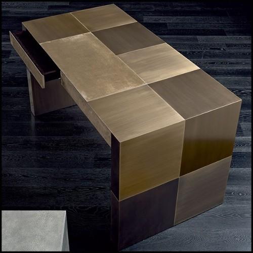 Sculpture d'un seul bloc de cristal pur PC-Pure Crystal Skull