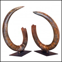 Tusks king size PC-Mammoth Pair Big
