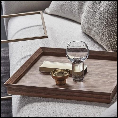 Sculpture en résine noir mat Orlinski PC-Gorilla Kong Black