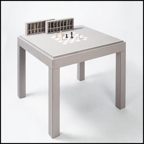 Table basse 30- Alu Drops