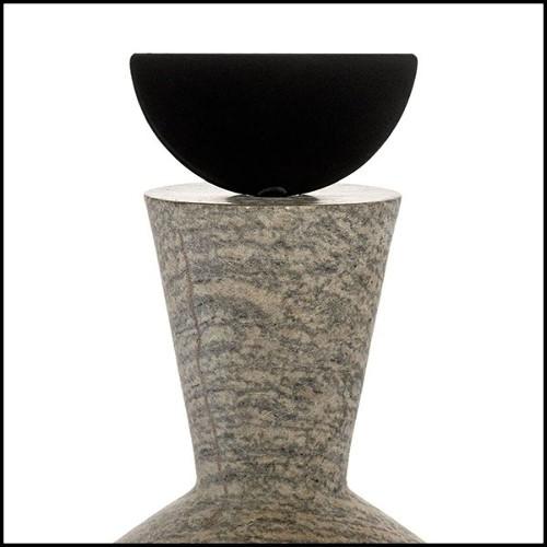 Suspension in Nickel Finish 30-Leaf Silver Large or Medium