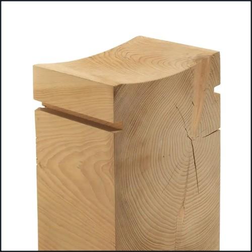 Console avec structure en métal finition cuivre ou gold ou chrome avec marbre blanc 162-Villa