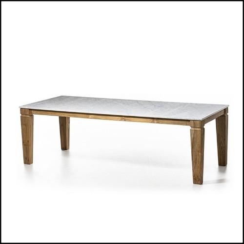 Bowl en verre cristal 24-Las Hayas Blue