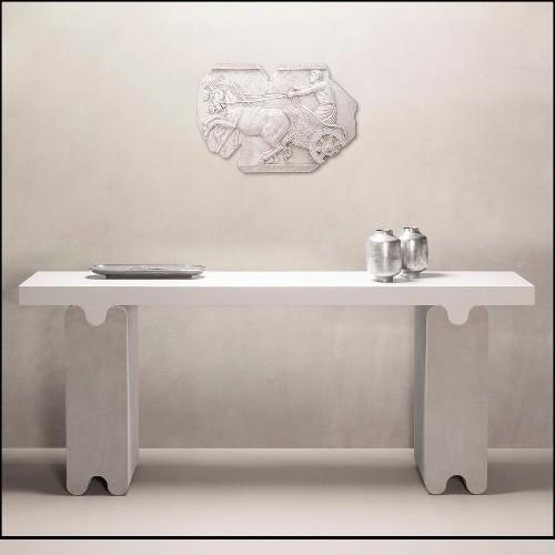 Tabouret en cèdre massif 162-Cocoona Shape 2