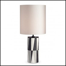 Table Lamp in Earthenware 172-Theo