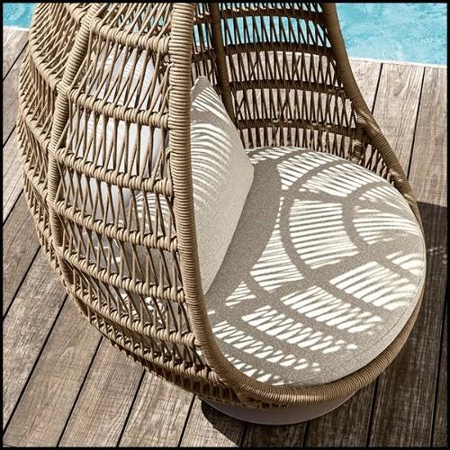 Tables basses avec structure en acier inoxydable finition copper et plateau en verre biseauté 24-Piemonte Copper Set of 2