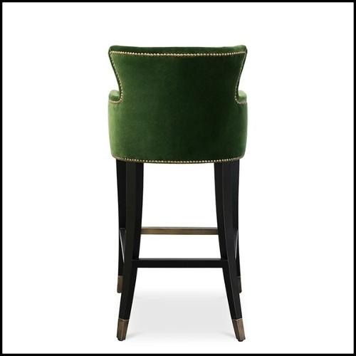 Vase in Earthenware 172-Clear Jade
