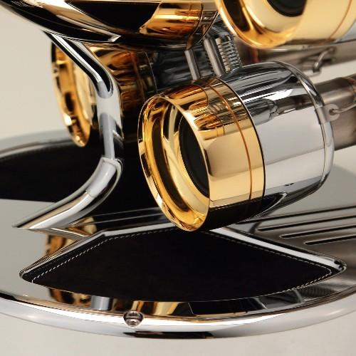 Sculpture avec branches en résine finition laqué blanc 162-Three Inches