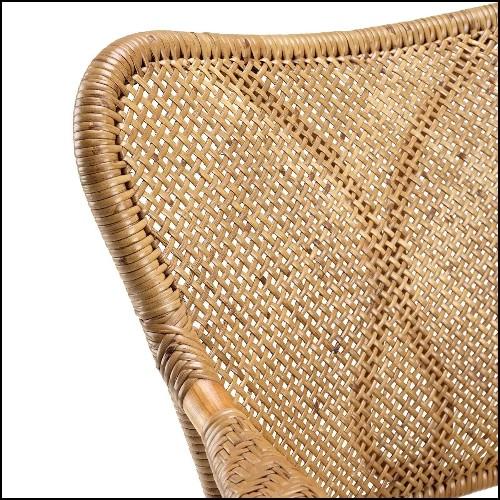 Table basse avec plateau en chêne vernis finition lavé 24-Oxnard
