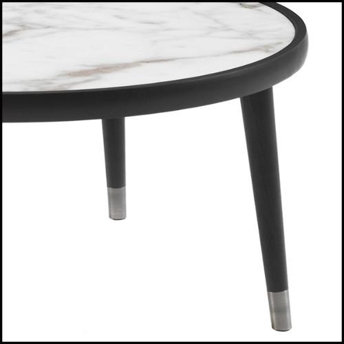Miroir avec cadre en laiton finition vintage et verre miroir 24-Beaumont Brass with lights
