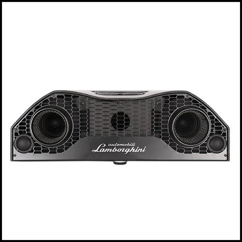Tabouret en bois avec tissu velours coloris dark green 24-Bernini