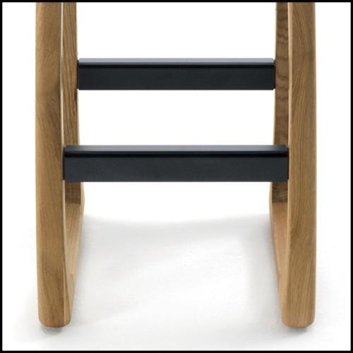 Chandelier en laiton finition antique avec lumières LED intégrées 24-Helvetia