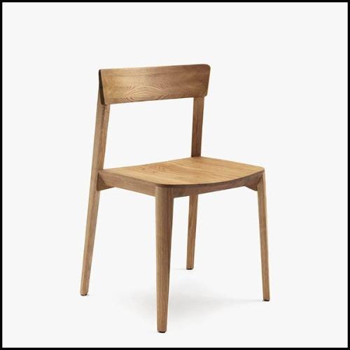 Lampe avec structure en laiton finition black et abat-jour en velours 24-Mandarin