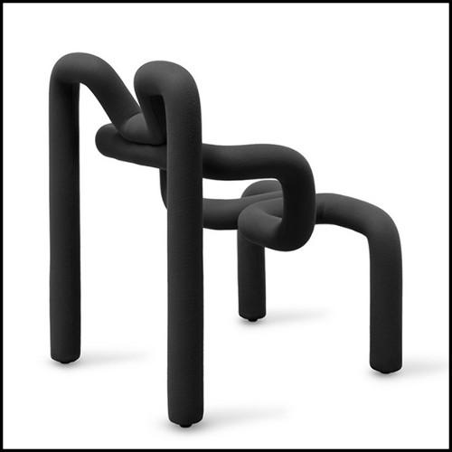 Lampe avec sculpture d'une main en poudre de marbre coulé 40-Handy