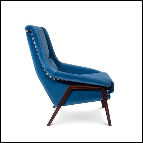 Applique avec structure finition gold et abat-jour en verre blanc 24-Lipari