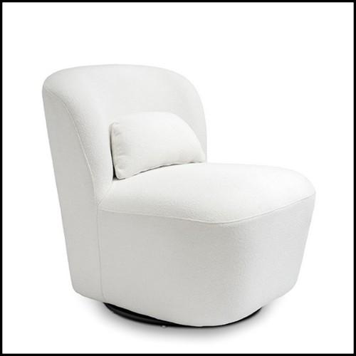 Applique avec structure en laiton finition antique 24-Elix