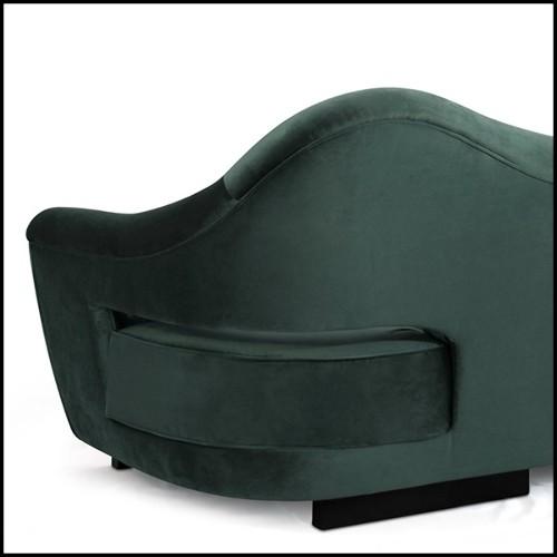 Plafonnier finition laiton antique avec verre clair et verre finition givre 24-Bagatelle Brass