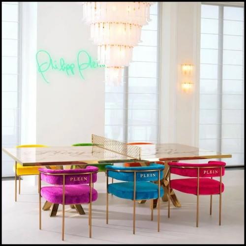 Lampe en porcelaine blanche 172-Desert White