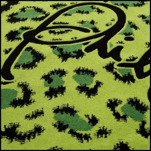 Candlesticks in stainless steel gold-plated in 24-karat 172-Torsade 24 Karat Set of 2