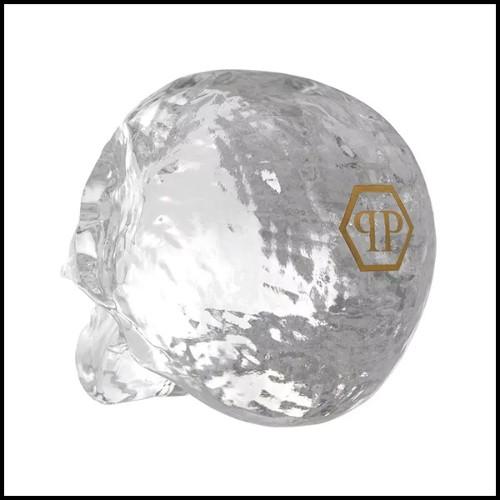 Table de repas avec plateau en noyer massif et base en fer forgé 154-Basic