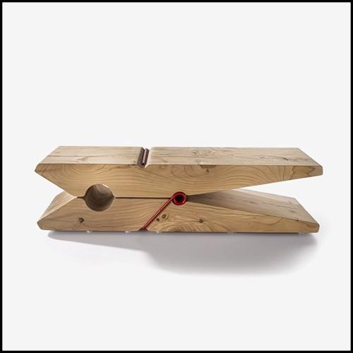 Sellette en métal finition chrome avec top en marbre blanc 162-Raytona Chrome