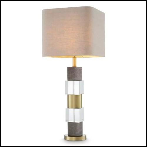 Bookends in porcelain 172-Blue Eyes Set of 2