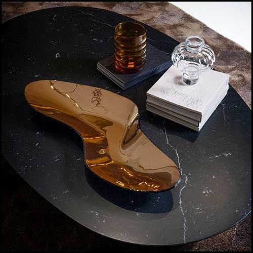 Tabouret en cèdre massif naturel 154-Cube Cedar