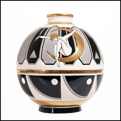 Table basse en acier foncé brut finition dark 147-Steel Framed