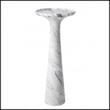 Column in solid marble 24-Pompano High
