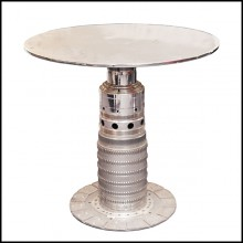 Side Table in titanium nickel and aluminium alloy PC-Boeing Engine part CFM56