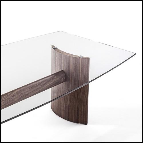 Table d'appoint en alliage titane nickel et aluminium PC-Boeing Engine part CFM56