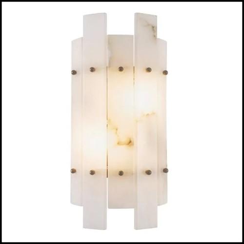 Cendrier en cuir de veau avec coutures noires 189-Black Sharkskin 4 Cigars Yachting