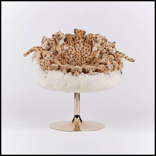 Table basse avec plateau en chêne noir 28-Harbor