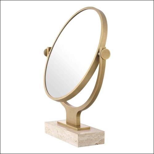 Boîte en céramique émaillée finition noire et avec papillon en laiton poli sur le couvercle 162-Butterfly
