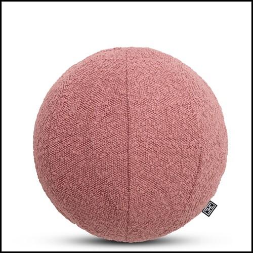 Pedestal in metal in polished chrome finish 162-Chrome Pillar