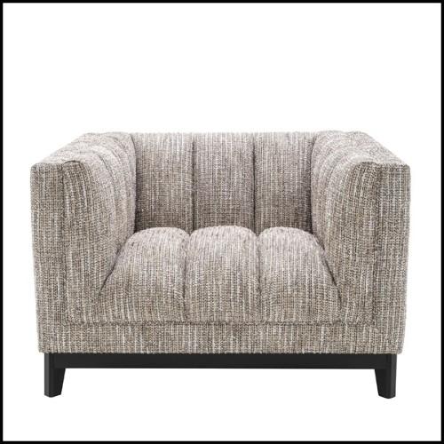 Jeu d'echec avec pièces noires et blanches en pierre avec et ornements en métal plaqué or 24 karats 172-Chess Stones