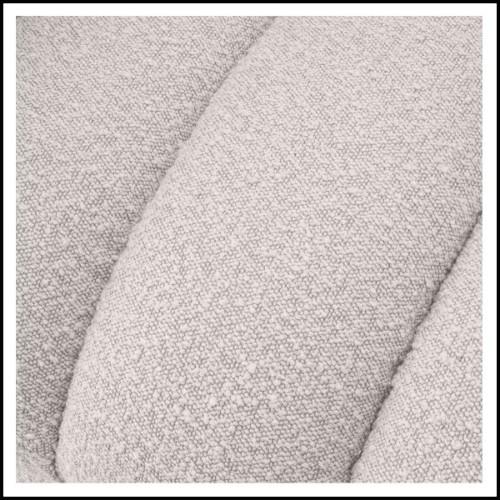 Vase en porcelaine peinte à la main et avec détails en bronze 162-Birds Porcelain