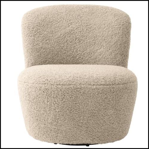 Miroir avec cadre en bois massif finition feuille d'argent antique avec miroir en verre biseauté 119-Twiggy Recta