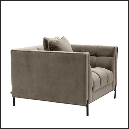 Console avec 2 pieds en bronze torsadés et avec plateau oval en marbre Calacatta 150-Comet Marble